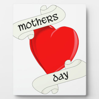 Tattoo Style Mothers Day Plaque
