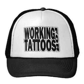 Tattoo t-shirts hat