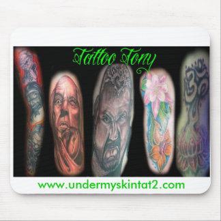 tattoo tonys mouse pad