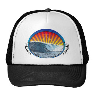 Tattoo Wave Hat