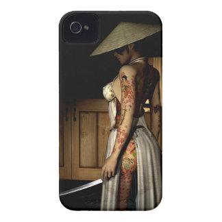 Tattooed Assassin Case-Mate ID iPhone 4/4S iPhone 4 Case-Mate Case