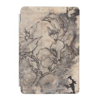 Tattooed Floral I iPad Mini Cover