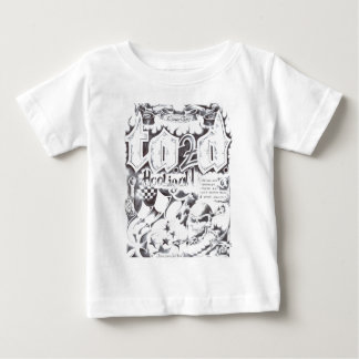 Tattooed Hooligan Baby T-Shirt