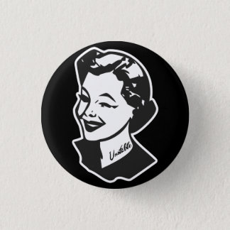 Tattooed Housewife - Unstable 3 Cm Round Badge