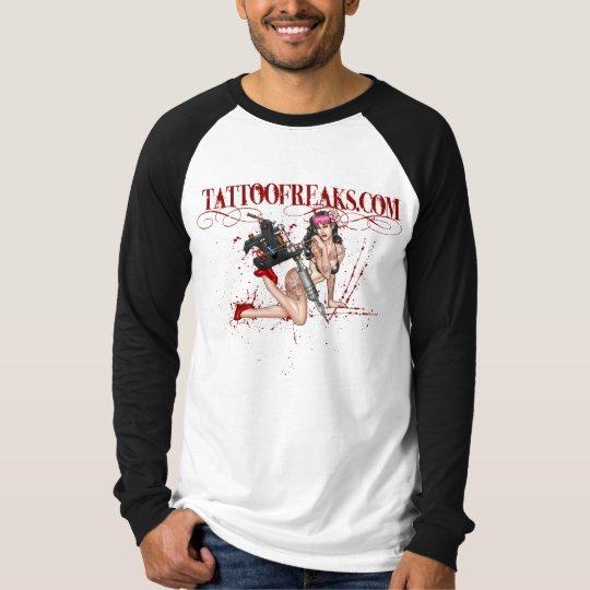 TattooFreaks.com long sleeves shirt