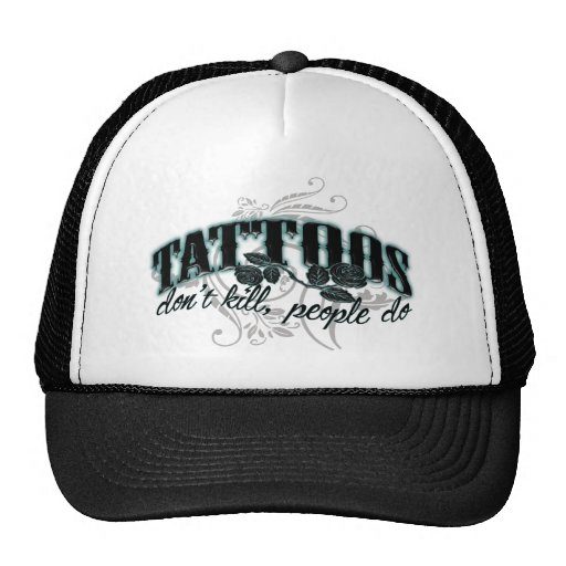 Tattoos Trucker Hats