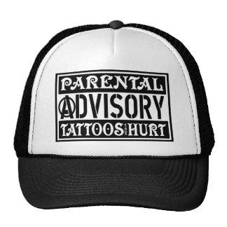 Tattoos Hurt Cap