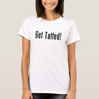 Tattoos T-Shirt