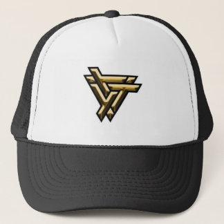 tau gamma phi trucker hat