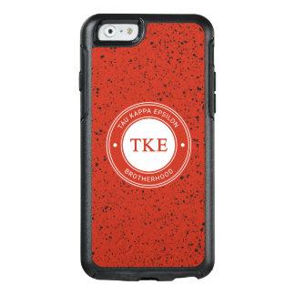 Tau Kappa Epsilon   Badge OtterBox iPhone 6/6s Case