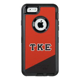 Tau Kappa Epsilon | Greek Letters OtterBox Defender iPhone Case