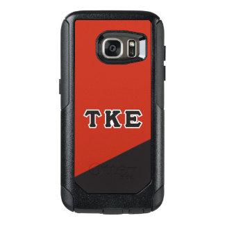 Tau Kappa Epsilon | Greek Letters OtterBox Samsung Galaxy S7 Case