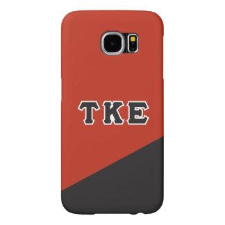 Tau Kappa Epsilon | Greek Letters Samsung Galaxy S6 Cases
