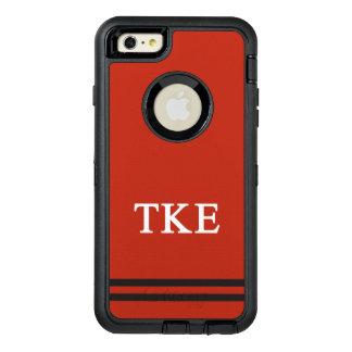 Tau Kappa Epsilon   Sport Stripe OtterBox Defender iPhone Case