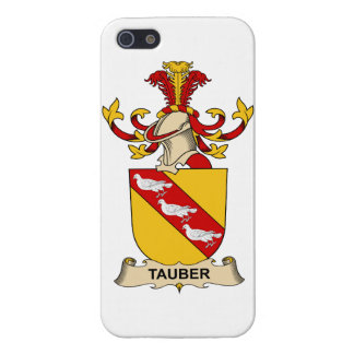 Tauber Family Crest Cases For iPhone 5