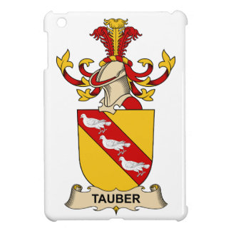 Tauber Family Crest Cover For The iPad Mini