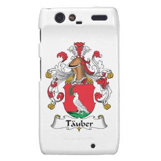 Tauber Family Crest Droid RAZR Case
