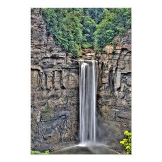 Taughannock Falls New York Art Photo