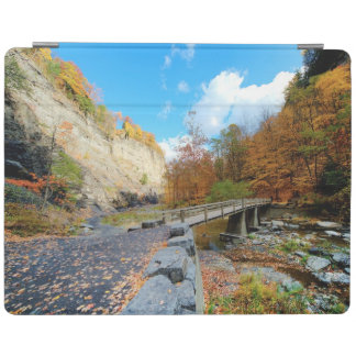 Taughannock Falls State Park iPad Cover