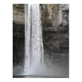 Taughannock Falls State Park Postcard