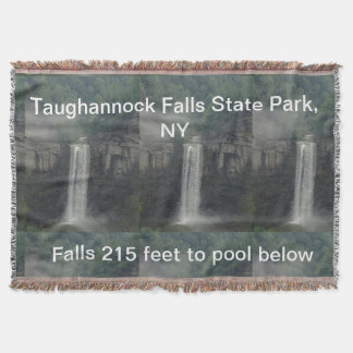 taught nock Falls State Park Throw