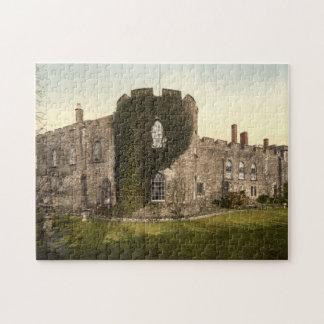 Taunton Castle, Somerset, England Jigsaw Puzzle