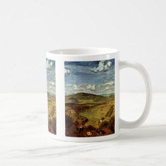 Taunus Landscape By Thoma Hans Mugs