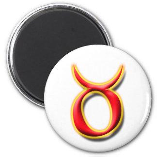 Taurus #1 Magnet