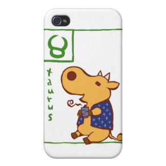 Taurus 3 iPhone 4 case