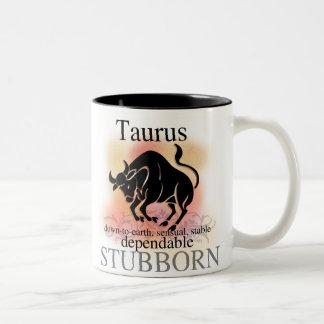 Taurus About You Mugs