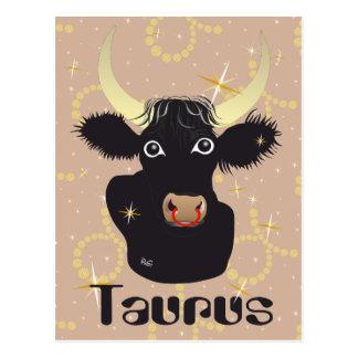 Taurus April 21 tons May 20 Postcards