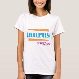 Taurus Aqua T-Shirt