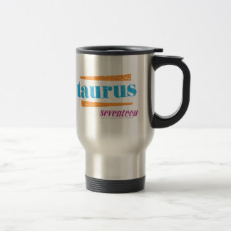 Taurus Aqua Travel Mug