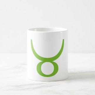 Taurus Astrological Symbol, Zodiac Mug