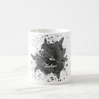 Taurus Black Mug