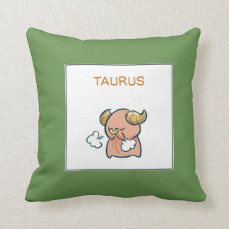 Taurus ciuciu pillow