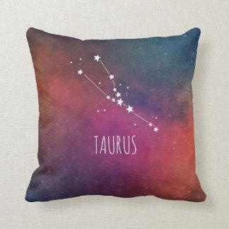 Taurus Constellation Astrology Cushion