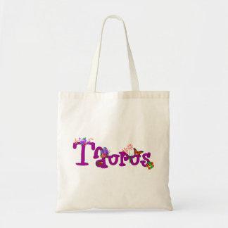 Taurus Flowers Bags