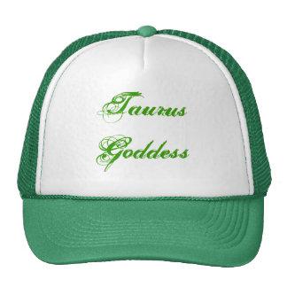 Taurus Goddess Cap