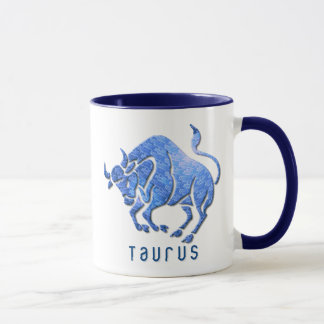 Taurus Horoscope Coffee Mug