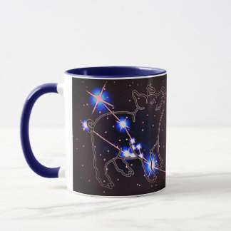 Taurus in the year of the Pig Mug