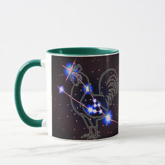 Taurus in the year of the Rooster Mug