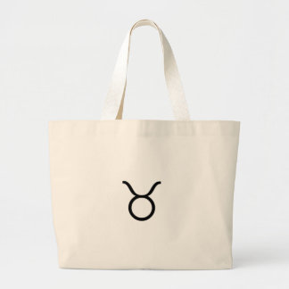 Taurus Jumbo Tote Bag