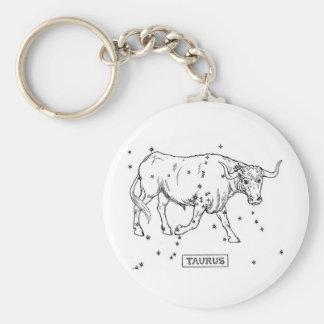Taurus Key Ring