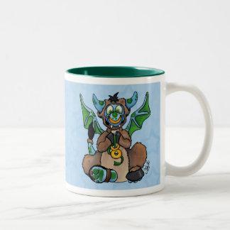 Taurus Mug cute baby dragon zodiac