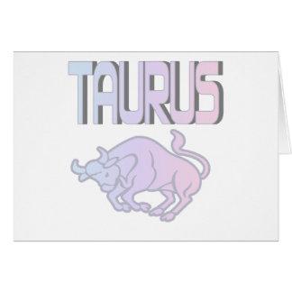 Taurus Pastels Cards