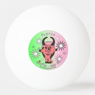 Taurus Ping Pong Ball. Ping Pong Ball