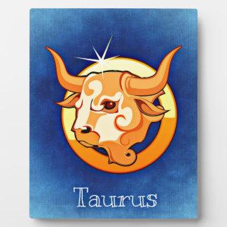 Taurus Plaque