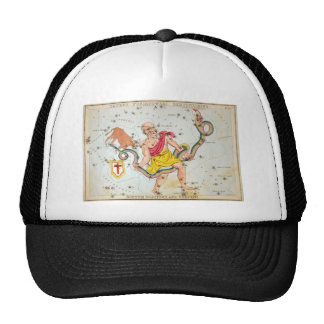 Taurus Poniatowski, Serpentarius, etc Mesh Hats