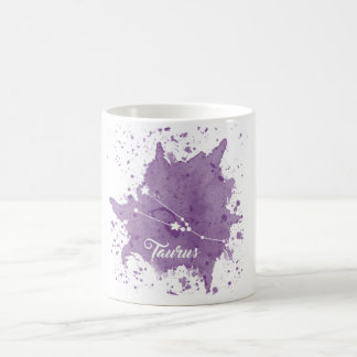 Taurus Purple Mug